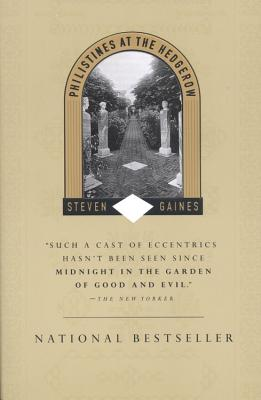 Philistines at the Hedgerow By Gaines, Steven